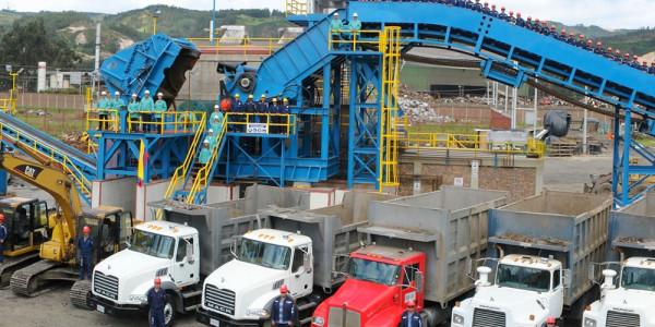 Infraestructura Sidenal